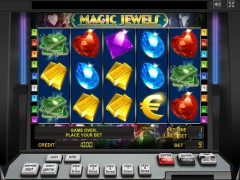 Untold Wealth of Magic Jewels - Novoline