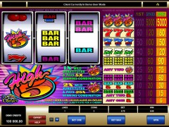 High Five freeslots-77.com Microgaming 1/5
