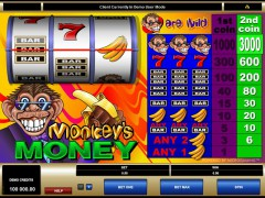 Monkey's Money freeslots-77.com Microgaming 1/5