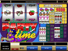 Party Time freeslots-77.com Microgaming 1/5