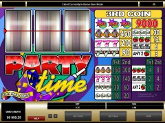 Party Time freeslots-77.com Microgaming 2/5