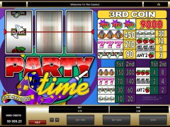 Party Time freeslots-77.com Microgaming 3/5