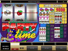 Party Time freeslots-77.com Microgaming 4/5