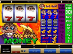 Monkey's Money freeslots-77.com Quickfire 1/5