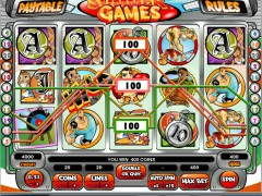 Summer Games freeslots-77.com iSoftBet 4/5