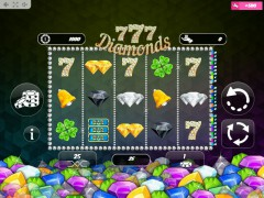 777 Diamonds freeslots-77.com MrSlotty 1/5