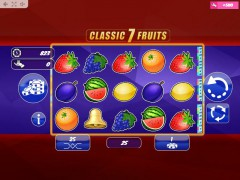 Classic7Fruits freeslots-77.com MrSlotty 1/5