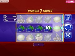 Classic7Fruits freeslots-77.com MrSlotty 2/5