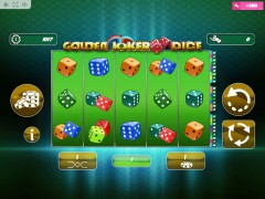 Golden Joker Dice freeslots-77.com MrSlotty 1/5