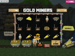 Gold Miners freeslots-77.com MrSlotty 2/5