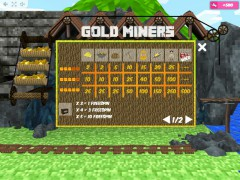 Gold Miners freeslots-77.com MrSlotty 5/5