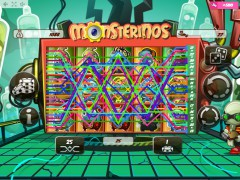 Monsterinos freeslots-77.com MrSlotty 4/5