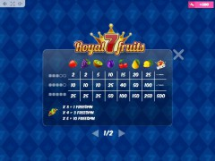 Royal7Fruits freeslots-77.com MrSlotty 5/5