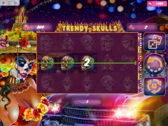 Trendy Skulls freeslots-77.com MrSlotty 2/5