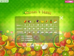 Tropical7Fruits freeslots-77.com MrSlotty 5/5