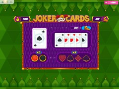 Joker Cards freeslots-77.com MrSlotty 3/5