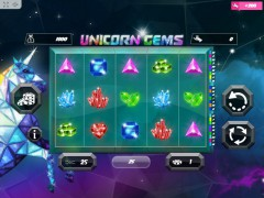 Unicorn Gems freeslots-77.com MrSlotty 1/5