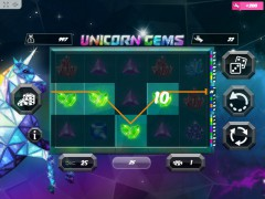 Unicorn Gems freeslots-77.com MrSlotty 2/5