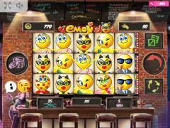 Emoji Slot freeslots-77.com MrSlotty 2/5